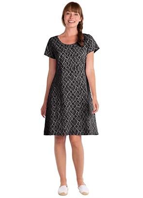 Fresh Produce Amalfi Sadie Dress (Bluefin) Women's Dress