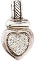 David Yurman Diamond Heart Enhancer