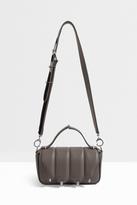 Marco De Vincenzo Contrasting Strap Shoulder Bag