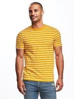 Old Navy Striped Slub-Knit Tee for Men