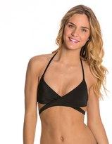 Bettinis Resort Wrap Bikini Top 8125025