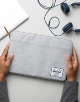Herschel Anchor 13 Laptop & iPad Pro Sleeve In Gray