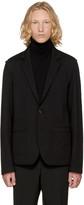 Wooyoungmi Black Jersey Blazer