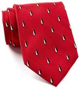 Tommy Hilfiger Penguin Club Silk Tie
