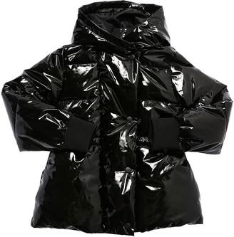 DKNY Nylon Puffer Jacket
