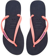 Havaianas Slim Logo Pop-Up Sandal