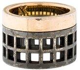Reed Krakoff Two-Tone Machine Ring