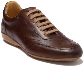 Mezlan Bean Leather Sneaker