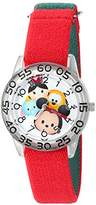 Disney Mickey Mouse Kids' W003010 Mickey Mouse Analog Display Analog Quartz Watch