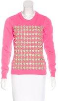 Mary Katrantzou Knit Slim Sweater