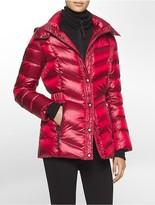 Calvin Klein Down Hooded Jacket