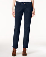 Tommy Hilfiger Montauk Straight-Leg Chino Pants, Only at Macy's