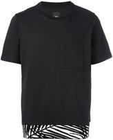 Oamc chest pocket T-shirt - men - Cotton - M