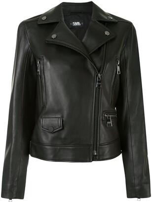 Karl Lagerfeld Paris Legend biker jacket