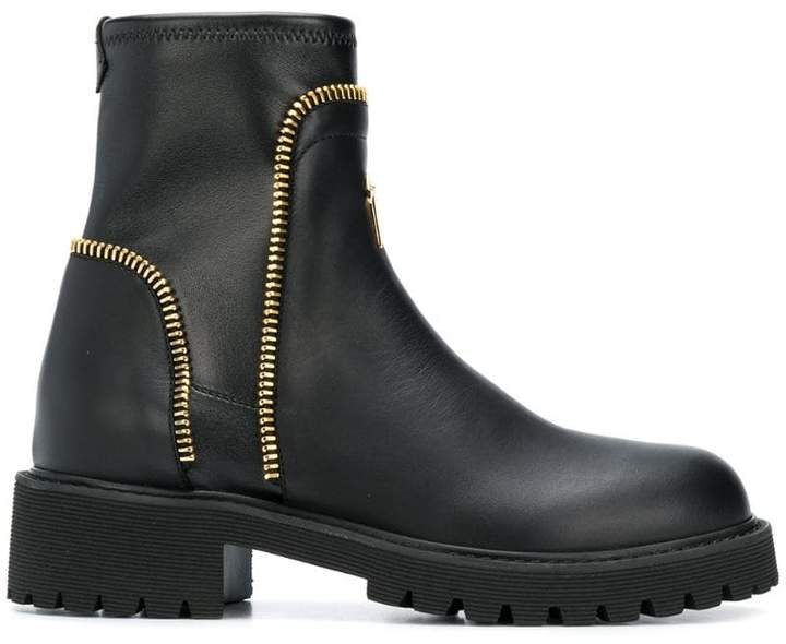 Giuseppe Zanotti Design high ankle boots