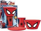 Stacking Meal Set - Spiderman