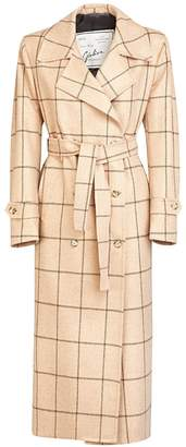 Giuliva Heritage Collection neutral christie trench coat