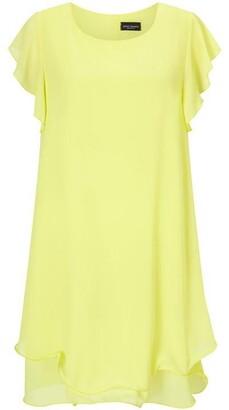 James Lakeland Ruffle Sleeve Dress
