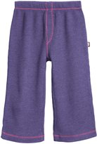 City Threads Soft Thermal Contrast Pull-Up Pant - Pink-3 - 6 Months
