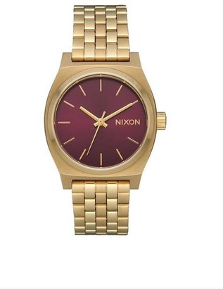 Nixon Women's Analogue Quartz Watch with Stainless Steel Strap A1130-2809-00