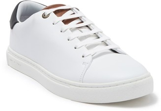 Ted Baker Leepow Leather Trainer