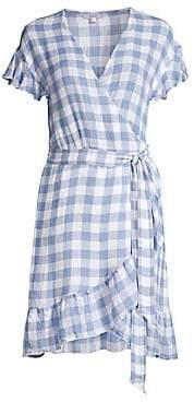 Rails Women's Bridgette Gingham Wrap Dress