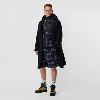 Burberry Double-faced Wool Blend Duffle Coat