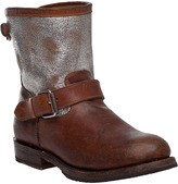 Ash Sharon Engineer Boot Tobacco Leather