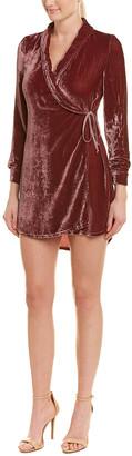 Young Fabulous & Broke Velvet Dress