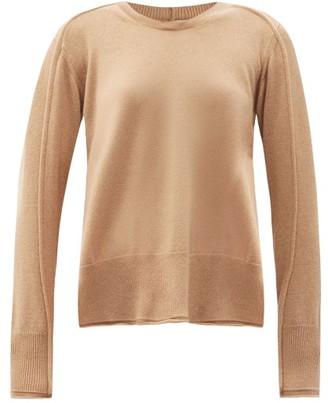 Stella McCartney Regenerated Cashmere-blend Sweater - Beige