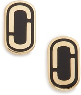 Marc Jacobs Women's Icon Enamel Stud Earrings