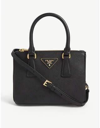 Prada Baby Galleria leather mini tote