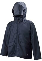 Helly Hansen Boy's Jr. Voss Waterproof Rain Jacket