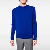 Paul Smith Men's Indigo Cashmere Sweater