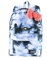 Loungefly Hello Kitty Blue Tie Dyed Backpack