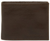 James Campbell Leather Bifold Wallet
