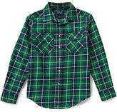 Ralph Lauren Big Boys 8-20 Plaid Work Shirt