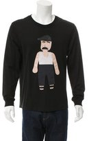 Dolce & Gabbana Sicilian Man Patch T-Shirt