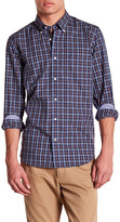 Nautica Long Sleeve Woven Plaid Shirt