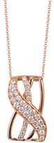 Le Vian Vanilla Diamonds 14K Rose Gold Diamond Necklace