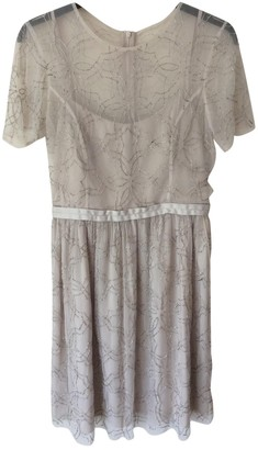 Needle & Thread Ecru Dress for Women