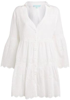 Melissa Odabash Embroidered Becky Dress