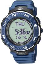 Timberland Men's TBL15027XPBBU04P MENDON Digital Display Analog Quartz Blue Watch