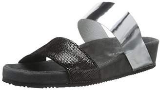 Sofie Schnoor Women's Sandals w Wide Straps Open Toe Sandals Multicolour Size: