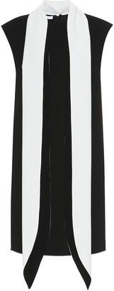 Givenchy Wool crepe minidress