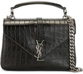 Saint Laurent medium 'Monogram' satchel - women - Leather - One Size