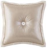 Waterford Genevieve Silk and Cotton Pillow