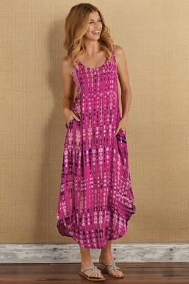 Soft Surroundings Women Found Paradise Dress