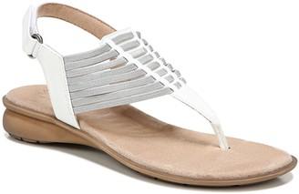 Naturalizer Soul Woven Slingback Sandals - Jette