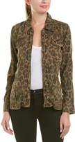Pam & Gela Lace-Up Jacket